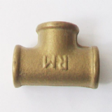 Brass Foundry 3/8 inch BSP Female Iron Tee - 07002290